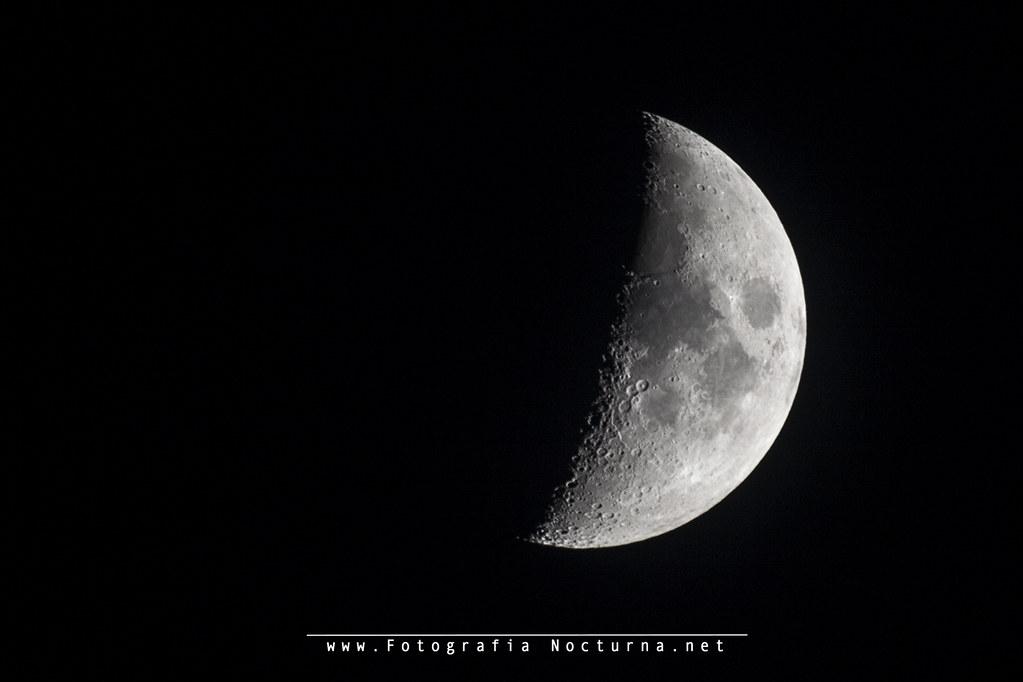 No te pierdas la fase creciente de la luna este fin de semana