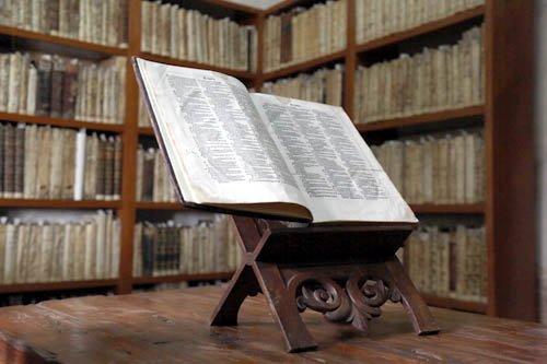 Biblioteca Virreinal de Zinacantepec