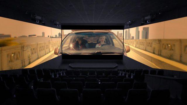 Cinepolis estrena pantalla Sreen X en Mexico