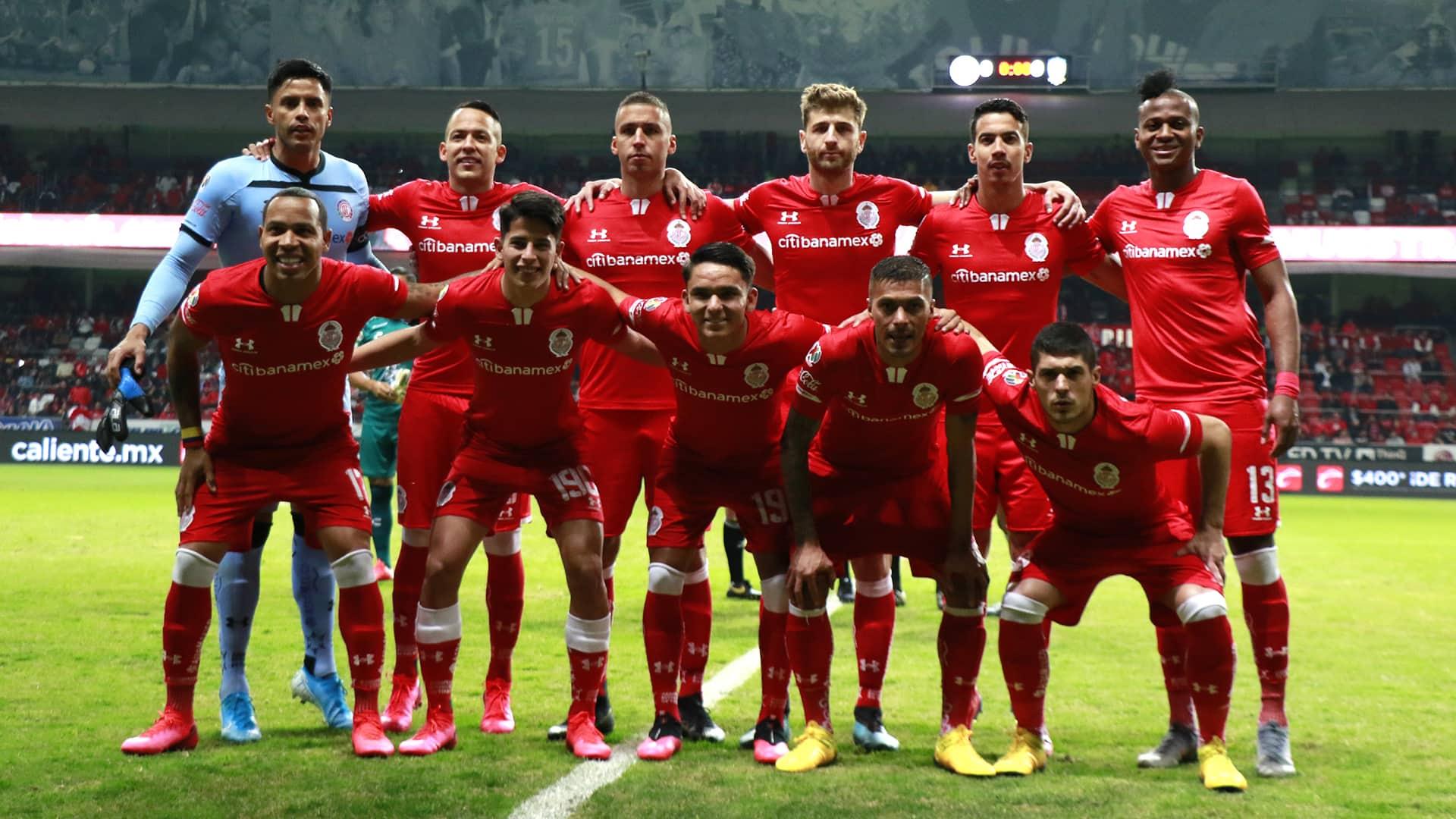 Diablos Rojos de Toluca