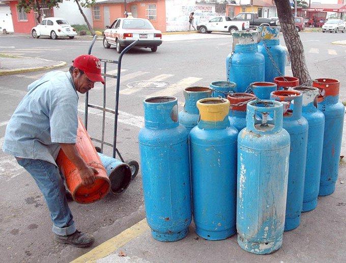 Empresas que ofertan el gas LP más caro en México