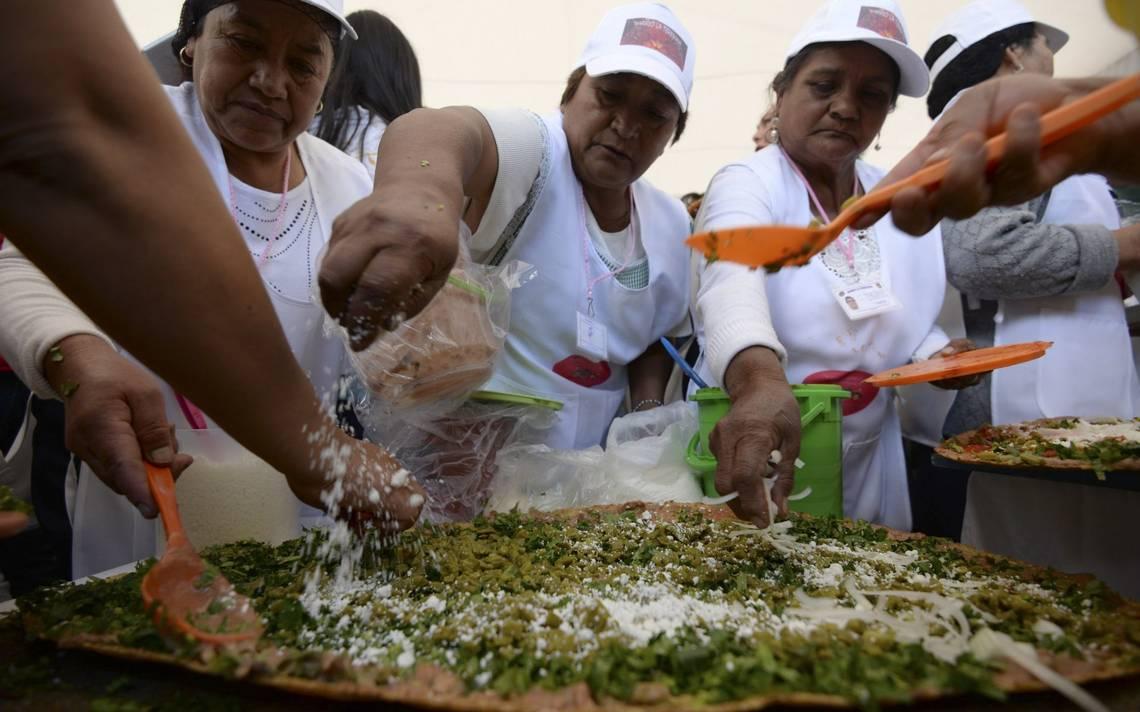 Feria Anual del Huarache en Toluca