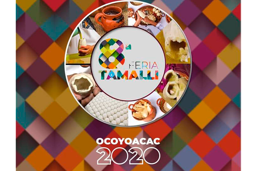 Feria del Tamal Ocoyoacac 2020