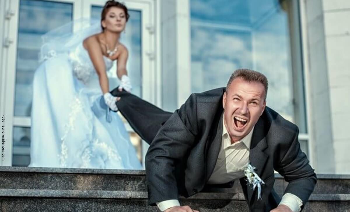 Incumplimiento de matrimonio puede causar demanda