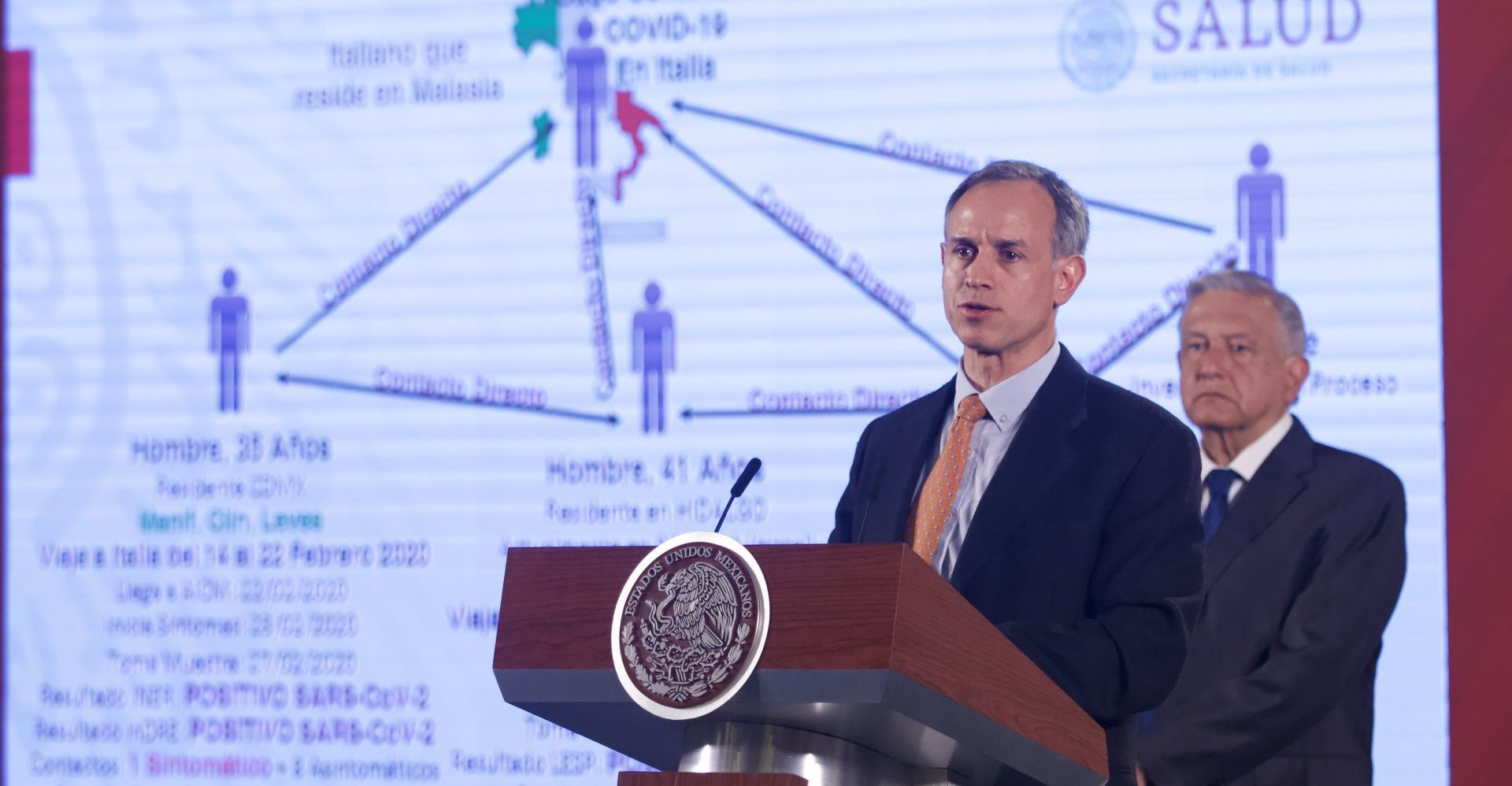 Gobierno pide tomar medidas preventivas contra coronavirus