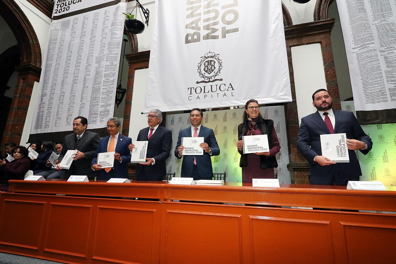 Bando Municipal Toluca