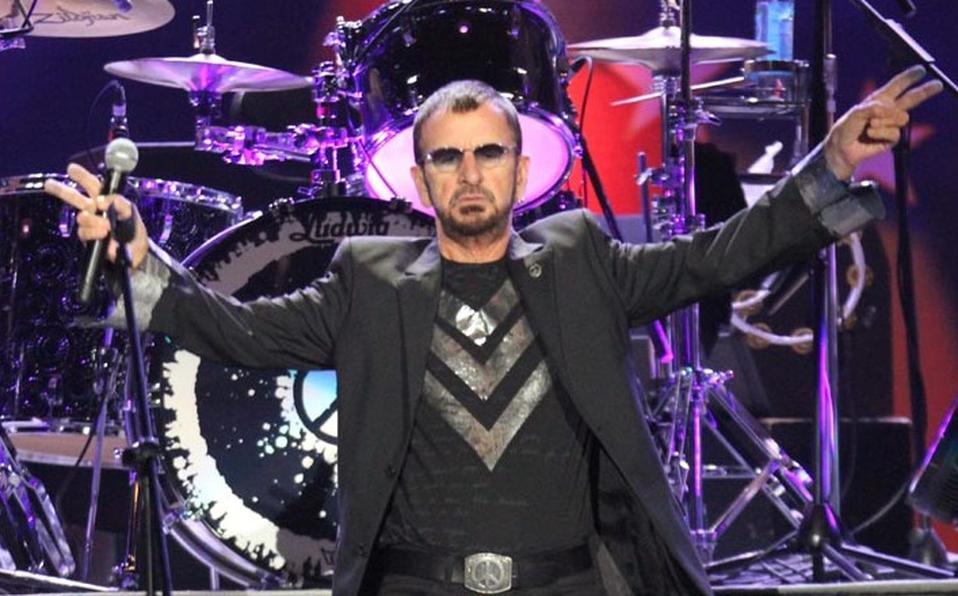 Ringo Starr regresa a México este 2020
