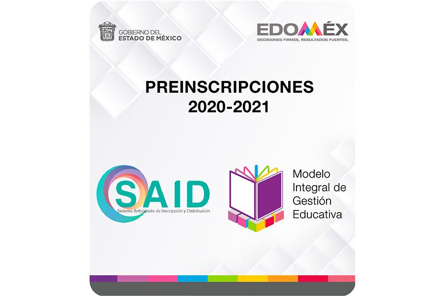 ¿Se te pasaron las fechas preinscripción en SAID 2020?