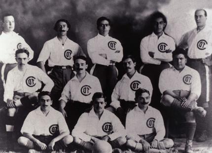 Toluca equipo 1917