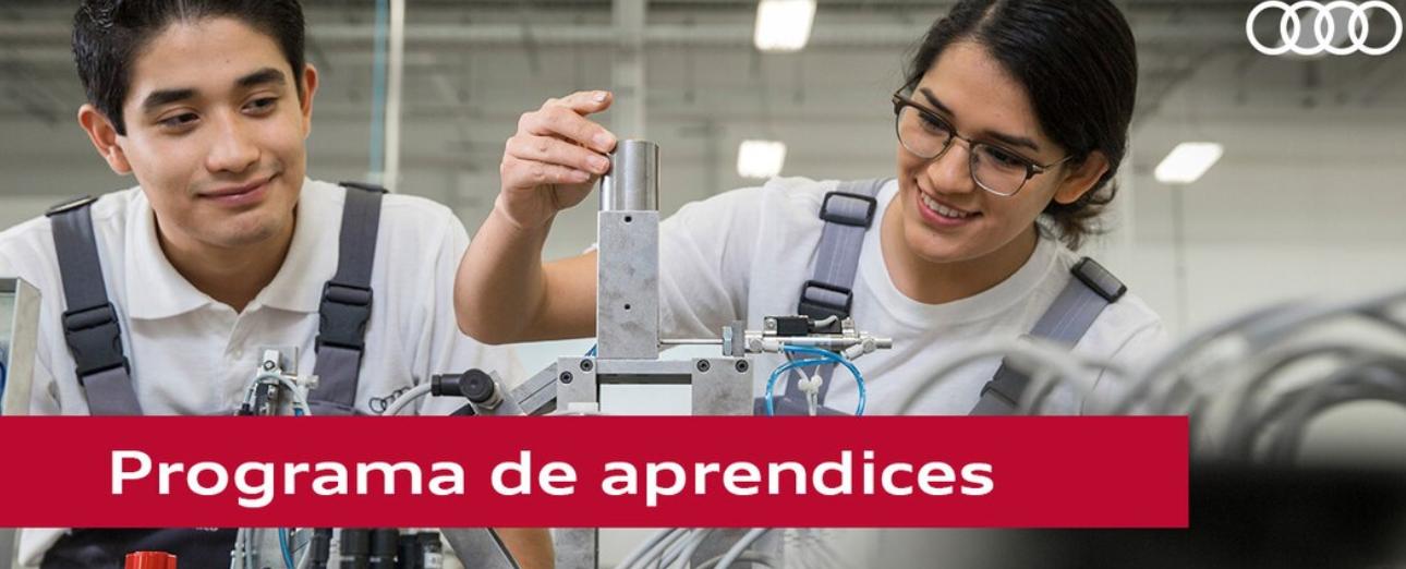 Convocatoria de Formación Profesional gratuita de Audi México