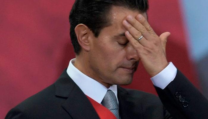 Peña Nieto es investigado por corrupción