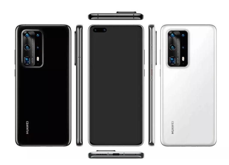 Presentarán Huawei P40 en marzo