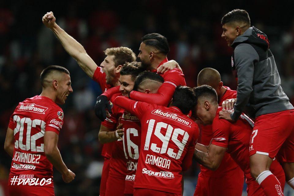 El Toluca FC ya tiene fecha para los cuartos de final de la Copa Mx