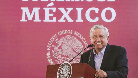 Andres Manuel Lopez Obrador, AMLO