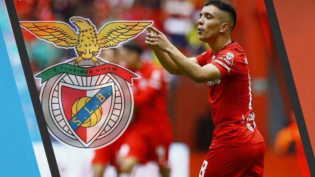 Benfica ofrecería una millonada por Leo Fernández