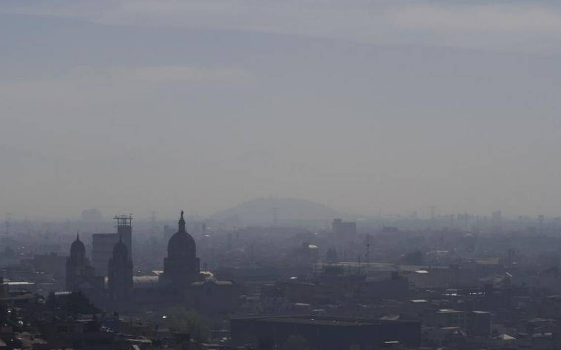 Calidad del aire en Toluca es una de las peores del mundo