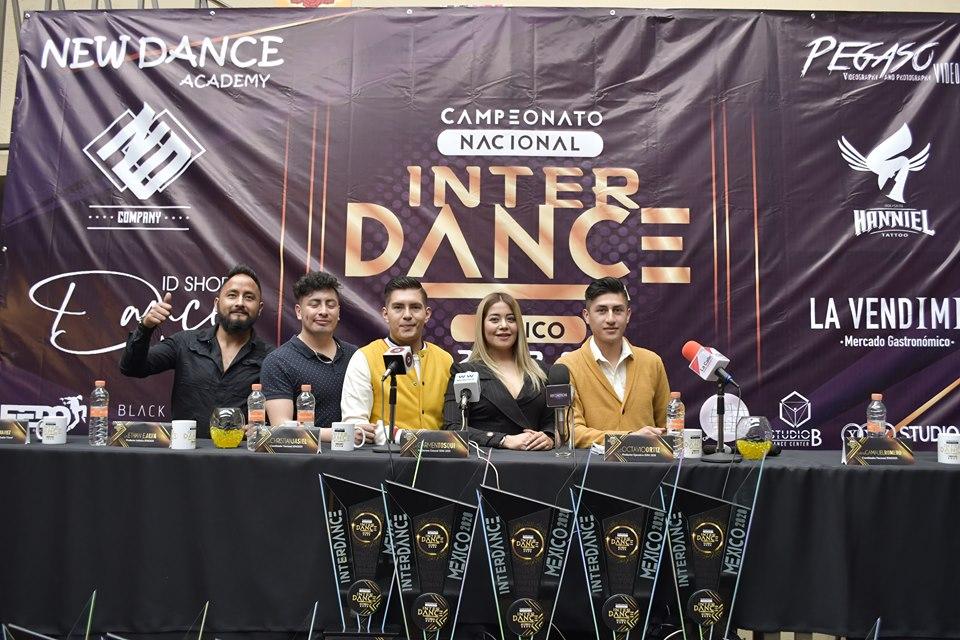Campeonato Interdance México 2020 en Toluca