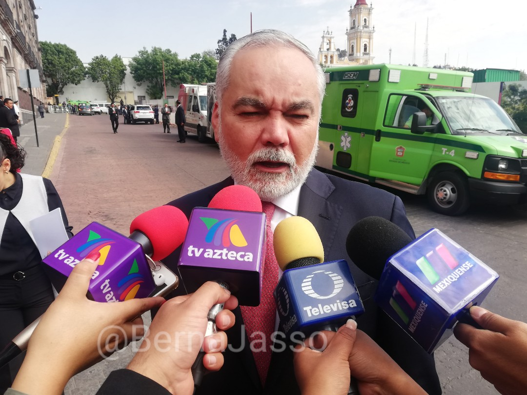 Confiorman caso de coronavirus en Toluca