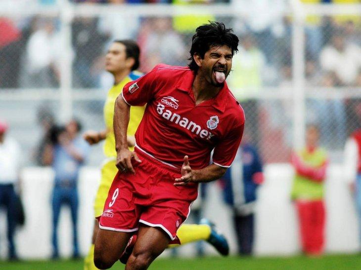 José Saturnino Cardozo Toluca FC