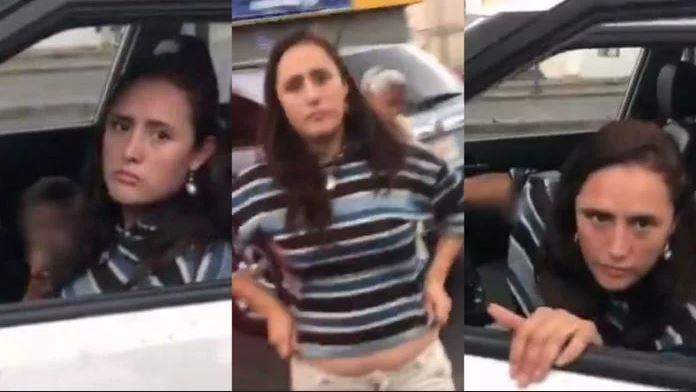 Mujer abandona a sus hijos en un oxxo para castigarlos