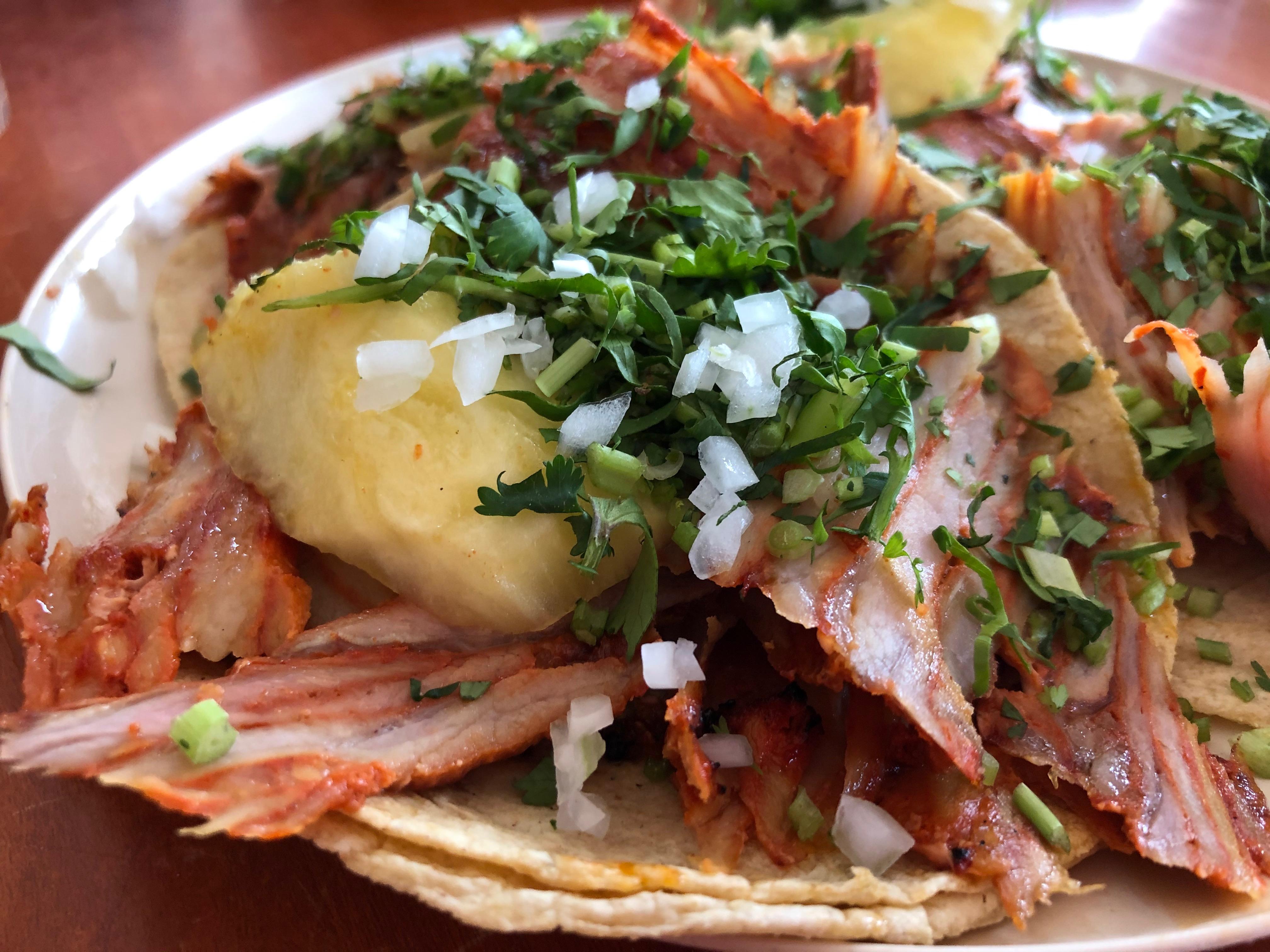 Los mejores tacos al pastor de Toluca y Metepec
