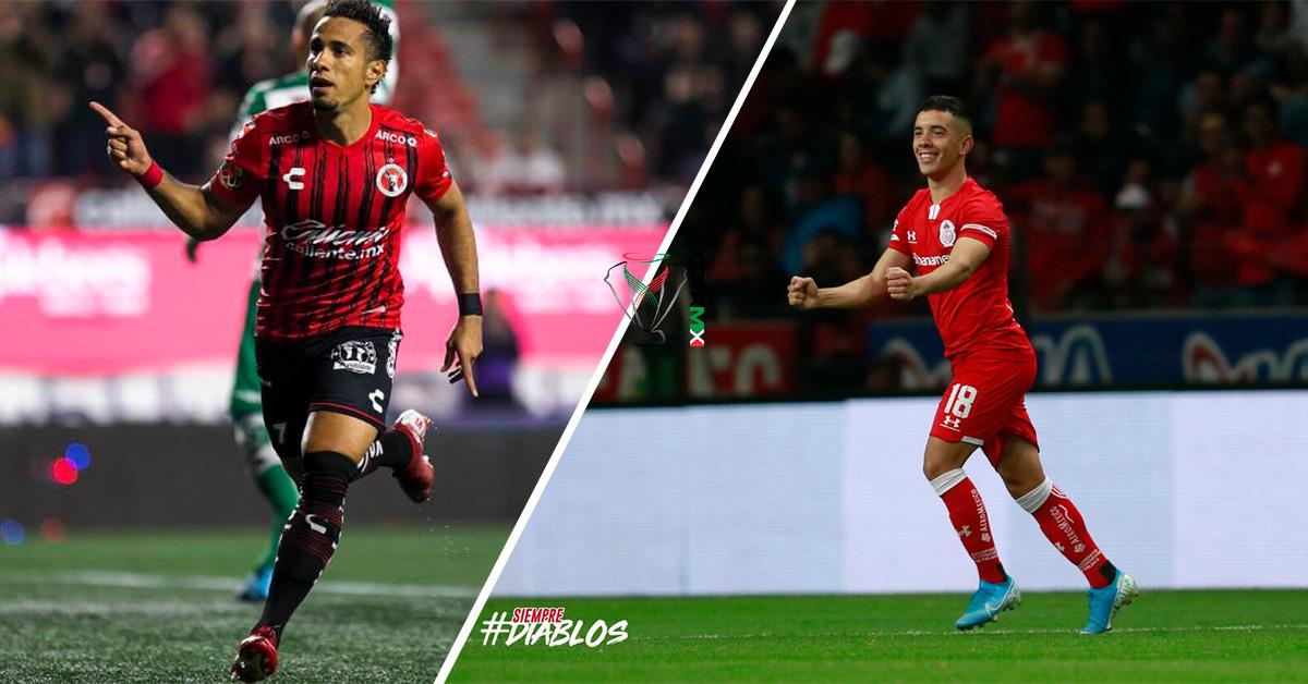Semifinales Copa MX: Xolos vs Toluca - Horario, canal y transmisión online
