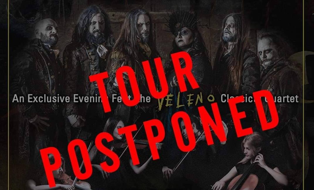 Bandas internacionales cancelan participación en Hell and Heaven 2020 por Coronavirus