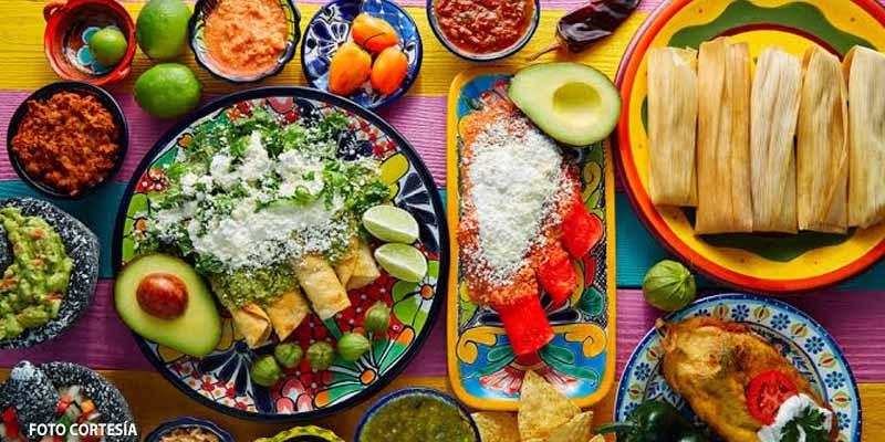 Primer Feria de Comida Tradicional de Toluca