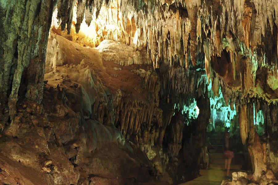 Hermosas grutas y cascadas para visitar cerca de la ciudad de Toluca