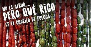 Chorizo de Toluca