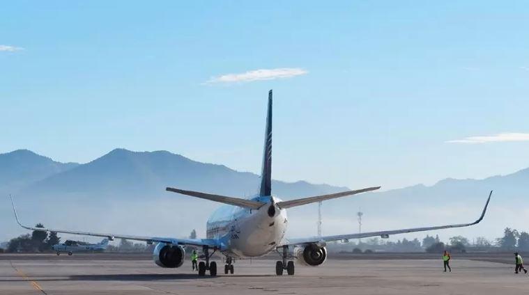 Aeropuerto de Toluca confirma caso positivo por Covid-19