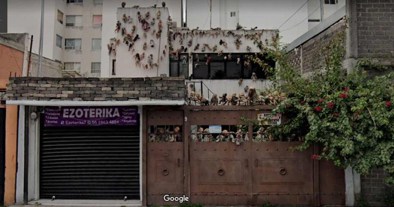 Avenida Iztacalco 9, la terrorífica dirección en Google Maps