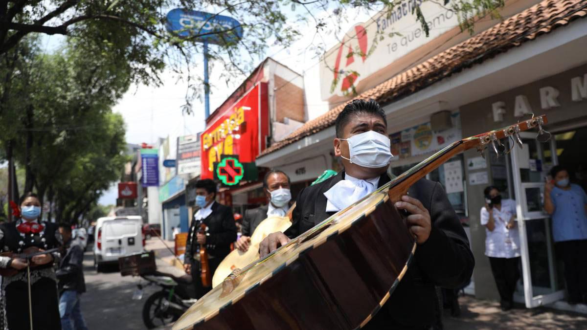 ONU y OMS: México está por vivir el peor momento de la pandemia de coronavirus
