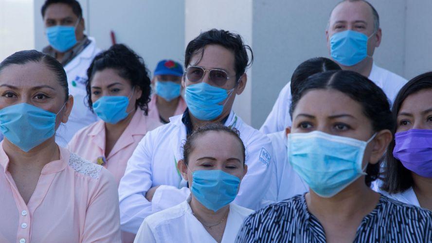 Enfermeras en México y la violencia que sufren actualmente por Covid-19