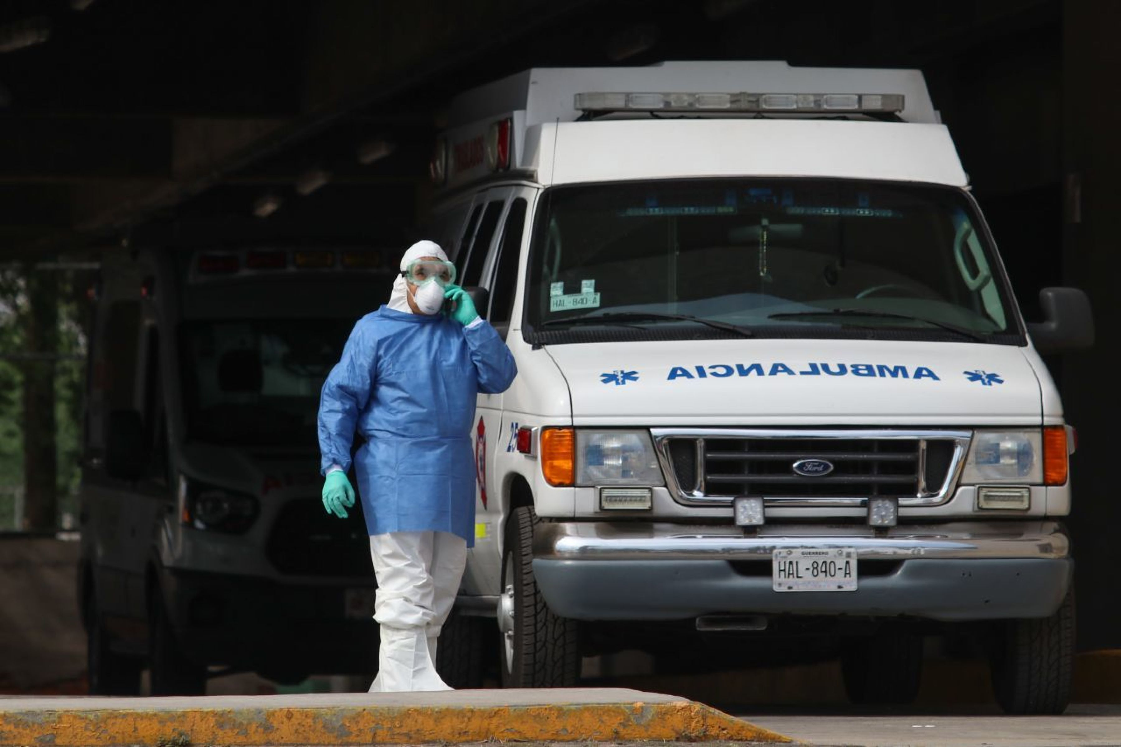 México declara Fase 3 de la pandemia de COVID-19