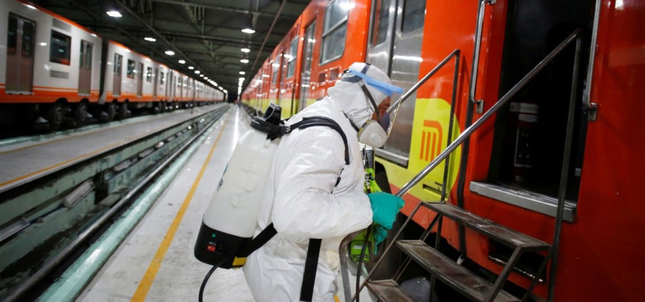 Muere empleado del Metro de la CdMx por coronavirus