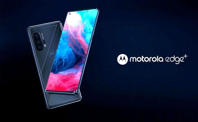 Motorola Edge+ y Motorola Edge lo nuevo en teléfonos de gama alta