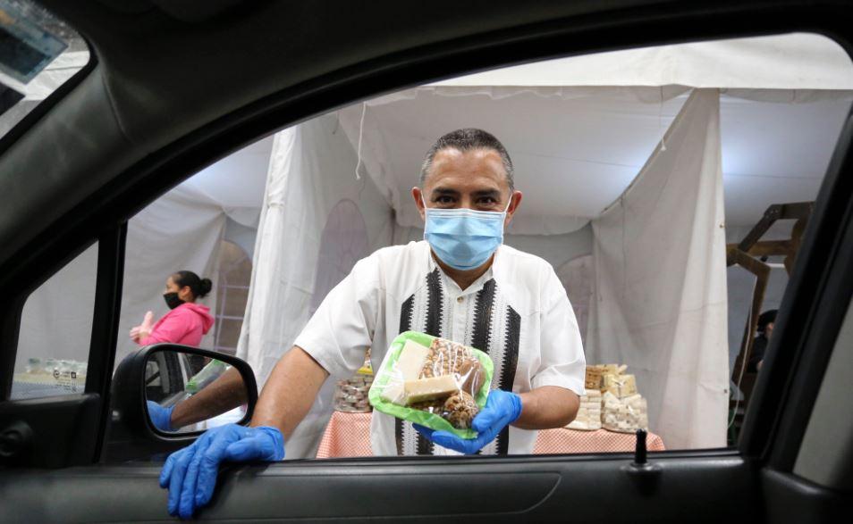 Surge Mercadito Local en Toluca ante contingencia por Covid-19