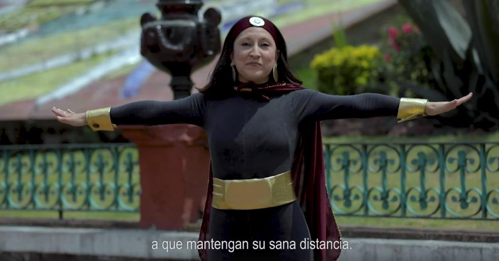 Susana Distancia llega a Metepec