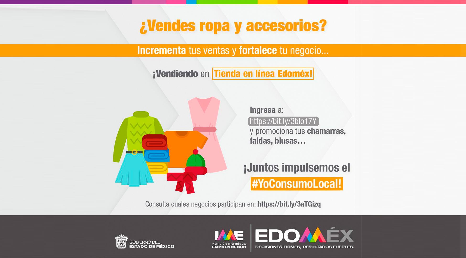 """Crean """"Tienda en línea EdoMéx"""" en Mercado Libre para PyMEs"""