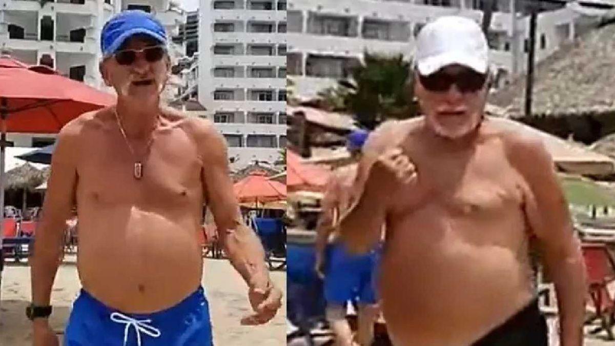 (VIDEO) Turistas extranjeros agreden a reportera en playas de Puerto Vallarta