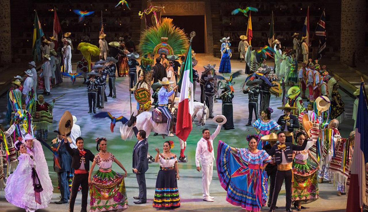 Xcaret México Espectacular se transmitira gratis por Facebook y YouTube
