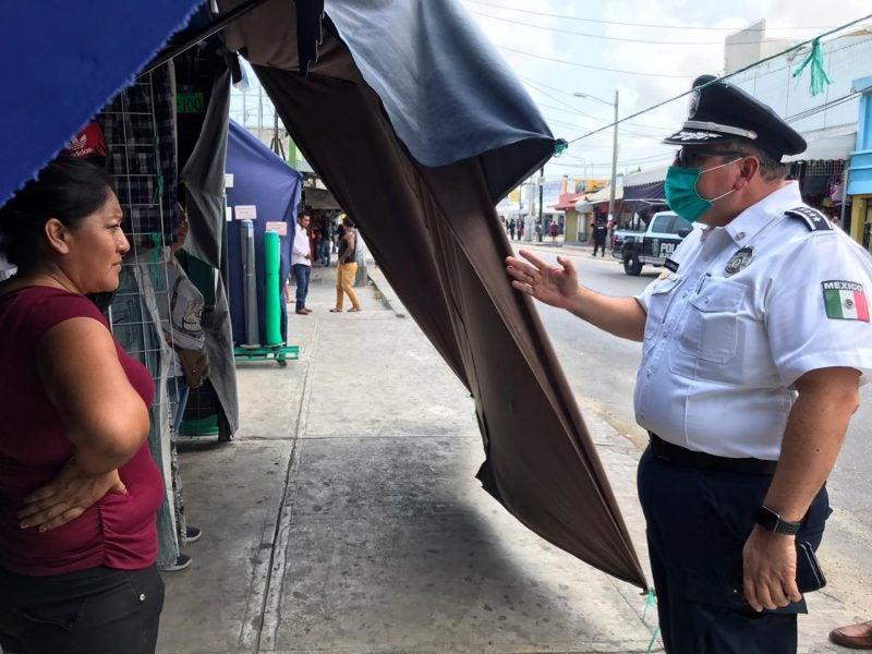 Operativo para cerrar negocios en Toluca se extenderá en todas las delegaciones.