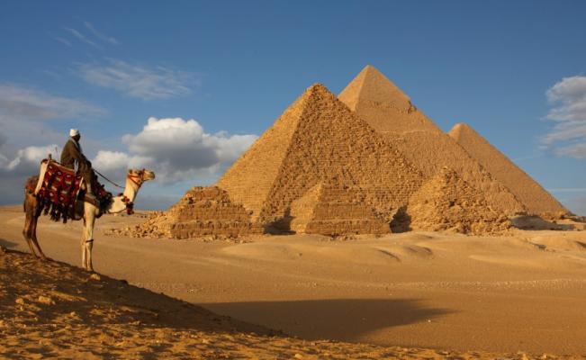 Recorridos virtuales en sitios arqueológicos egipcios