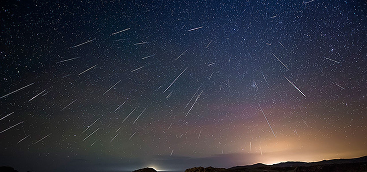 En abril podremos ver lluvia de estrellas como nunca antes