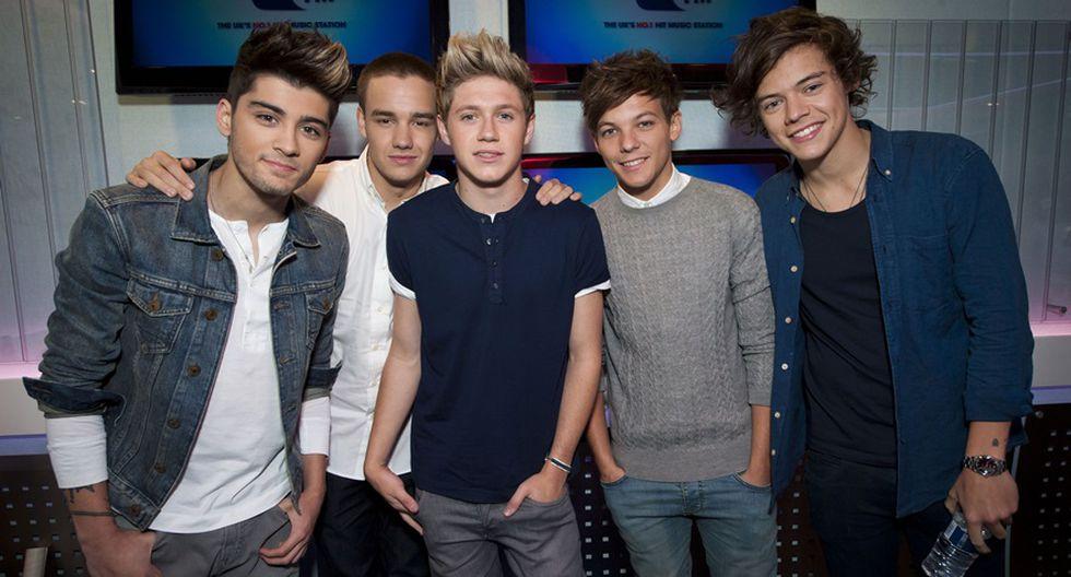 One Direction planea reencuentro por décimo aniversario