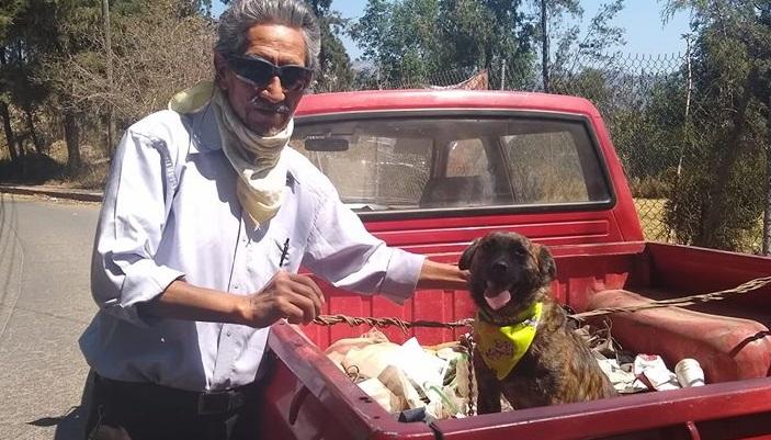 Perrito es adoptado después de dos años de espera en refugio de Tenancingo