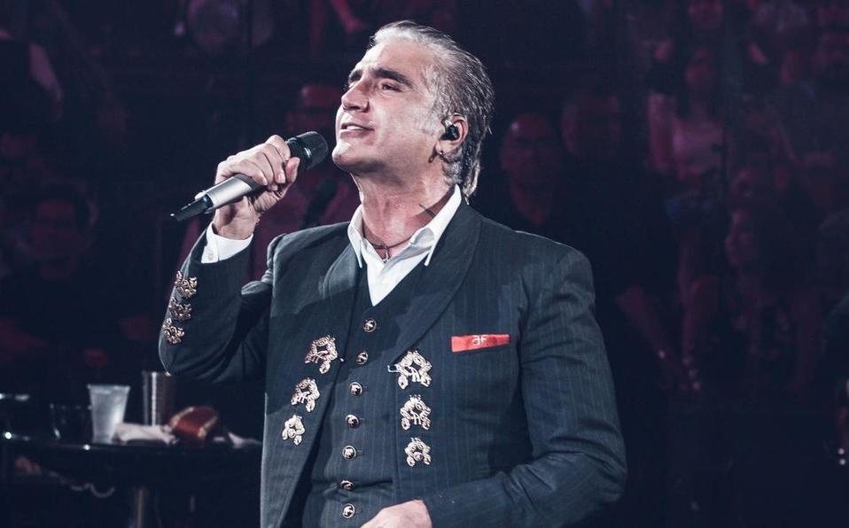 (VIDEO) Alejandro Fernández dará concierto virtual por el 10 de mayo