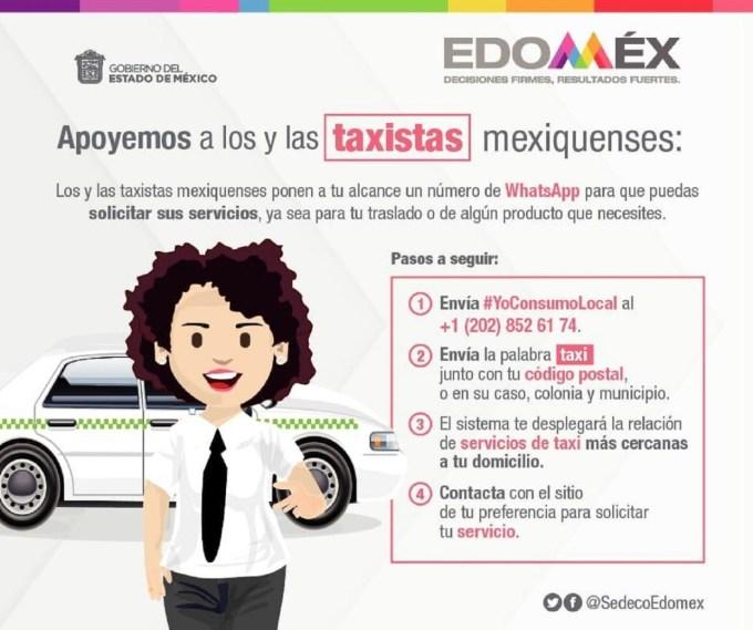El El GEM lanza plataforma de apoyo a taxis y micronegocios
