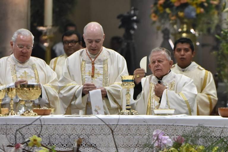 Arquidiócesis de Toluca pide no creer en rumores entorno al Covid-19
